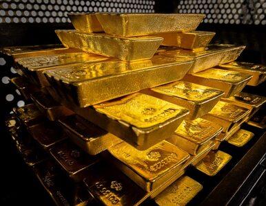 Złoto pobija kolejny rekord. Jest najdroższe od 2011 roku