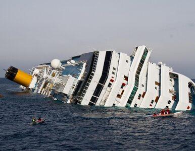 Sternik z Costa Concordia pomylił stronę prawą z lewą