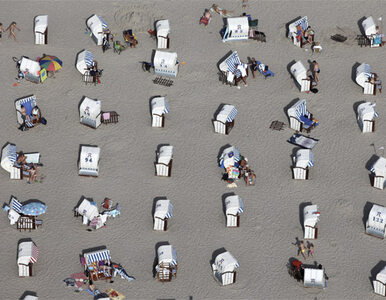 Sinice zamknęły plażę w Szczecinku