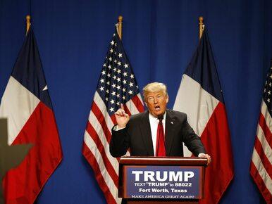 Donald Trump w Warszawie wygłosi przemówienie w wyjątkowym miejscu