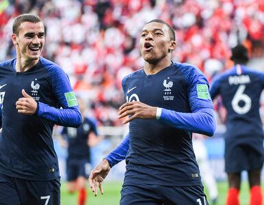 Francja w 1/8 finału! Mbappe zapisał się w historii i zgasił nadzieję Peru