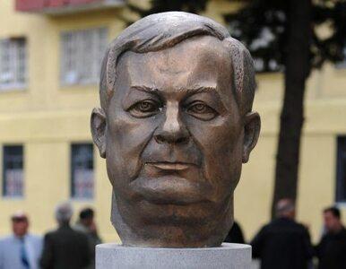 Gruzini postawili Lechowi Kaczyńskiemu pomnik