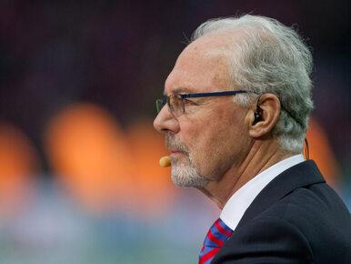 """Beckenbauer nie ceni Lewandowskiego? """"Najlepszy transfer to Xabi Alonso"""""""