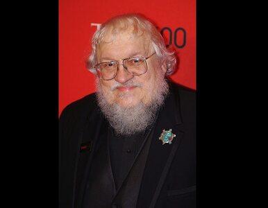 """Autor """"Gry o tron"""" pozdrowił fanów sagi środkowym palcem"""