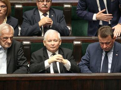 Błaszczak: W naszym obozie władzy Kaczyński jest najwybitniejszym...