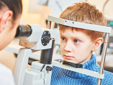 Czy twoje dziecko dobrze widzi?
