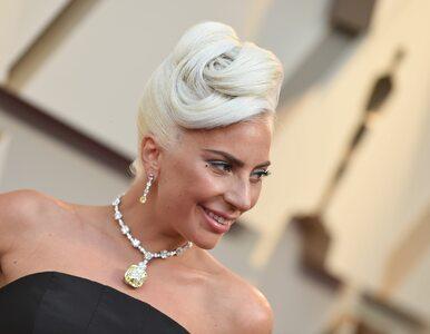 Lady Gaga pocałowała muzyka. Na widowni była jego żona