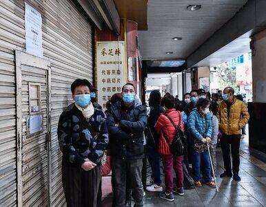 """Ukończono budowę szpitala w Wuhan. Zobacz nagranie """"dzień po dniu"""""""
