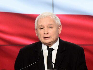 NA ŻYWO: Konferencja Jarosława Kaczyńskiego
