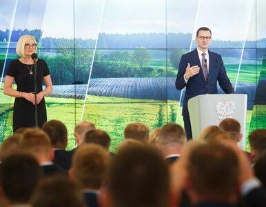 Premier Morawiecki przedstawił 10 punktów w ramach planu dla wsi