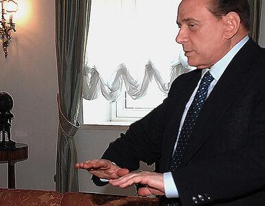 Berlusconi przyszedł na swój proces