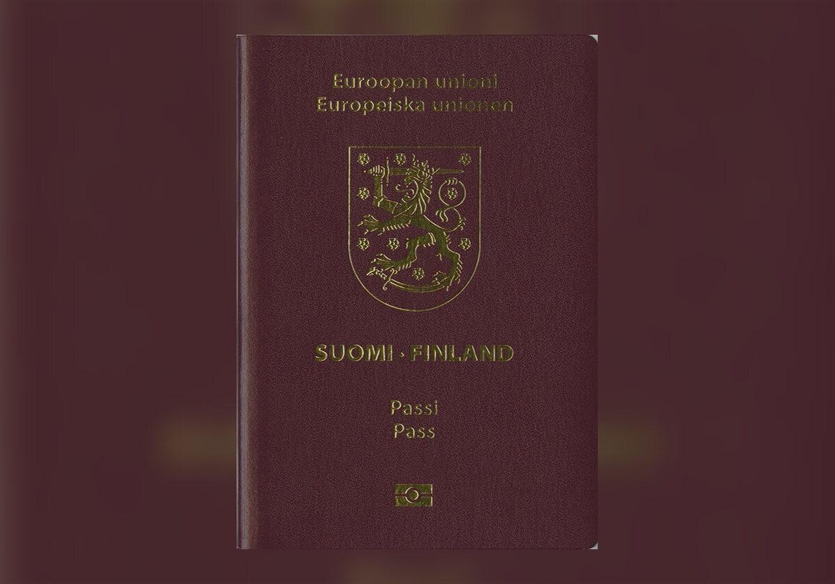 3. Fiński paszport