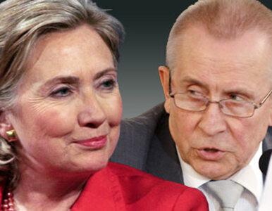 Clinton do Czumy: liczę na współpracę z panem ws. ekstradycji Mazura