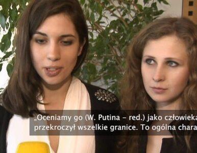 Pussy Riot: Władimir Putin przekształca Rosję w przerażające państwo