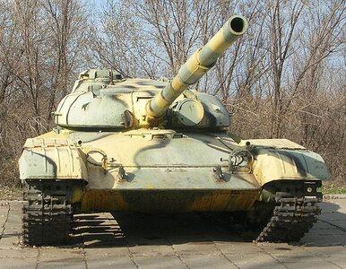 Rosja nie oddała Ukrainie czołgów z Krymu? Podobnymi jeżdżą separatyści