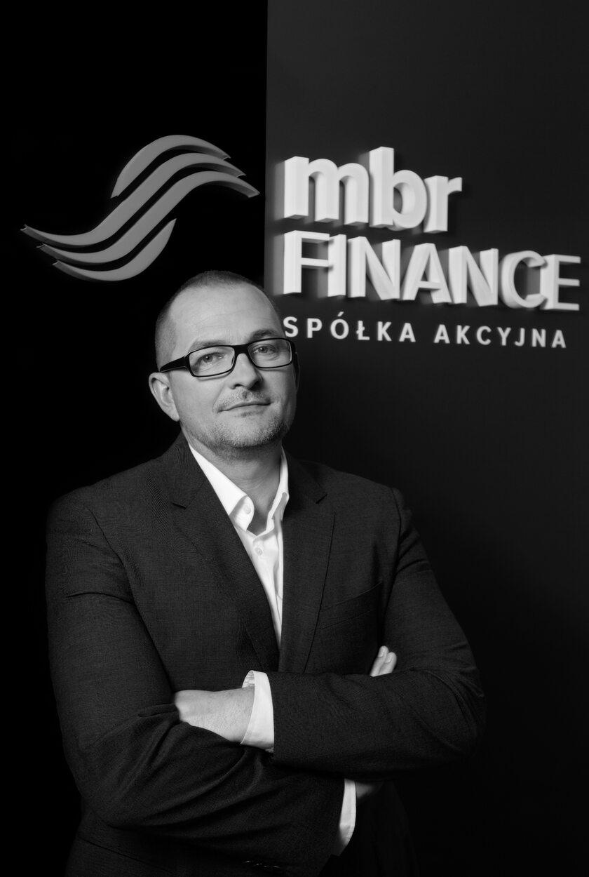 Roman Wyszomirski, Prezes MBR Finance S.A.