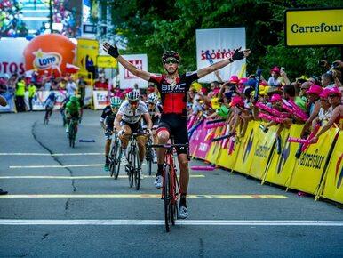 Dylan Teuns wygrywa w Szczyrku, Peter Sagan znów liderem Tour de Pologne