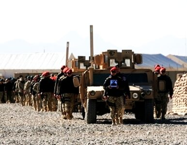 Ghazni: pożegnanie Polaków zabitych w wybuchu miny
