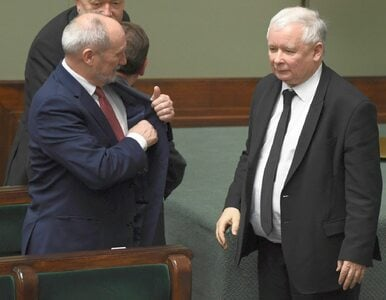 Macierewicz i Kaczyński kontra opozycja. W Sejmie padały oskarżenia o...