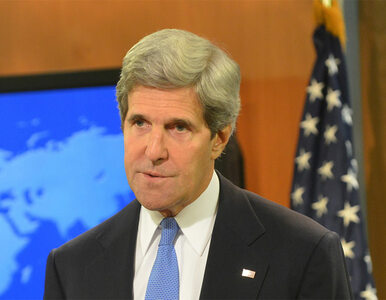 John Kerry w Polsce. Ma rozmawiać o bezpieczeństwie, odsłuchach i wizach