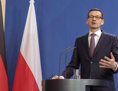 """Związek Gmin Żydowskich skrytykował słowa premiera Morawieckiego. """"To..."""
