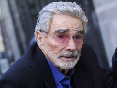 Nie żyje Burt Reynolds. Gwiazdor kina miał 82 lata