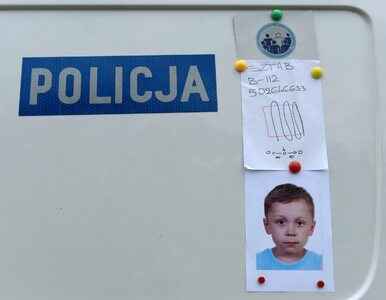 Prokuratura potwierdza: To ciało poszukiwanego 5-letniego Dawida