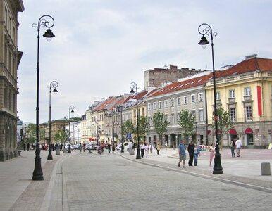 """Pomnik światła na Krakowskim? """"To twór skończony"""""""