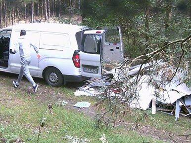 Uwaga! TVN: Śmieci po remoncie wyrzucili do lasu. Ciąg dalszy głośnej...