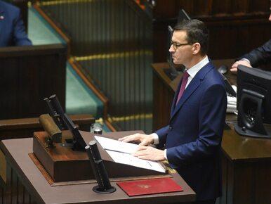 Znamy termin rekonstrukcji rządu Mateusza Morawieckiego