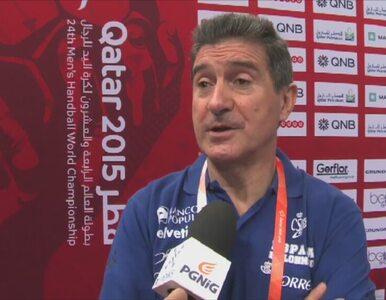 Trener Hiszpanii o Polsce: Stać was na finał, a nawet na tytuł