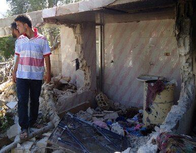 Czerwony Krzyż: w Syrii trwa wojna domowa
