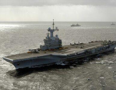 Flagowy okręt Francji zmierza w stronę Syrii?