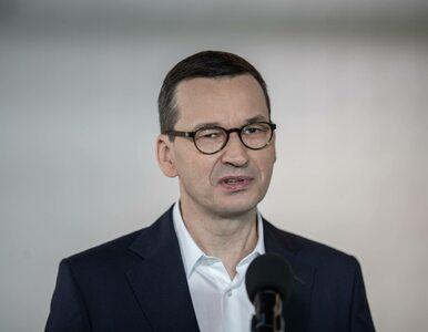 """Po wyborach będą zmiany w rządzie? Morawiecki mówi o """"przegrupowaniu sił"""""""