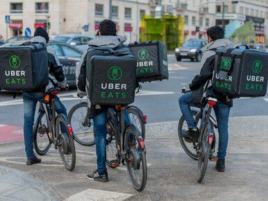 Uber Eats czekają kłopoty? Sanepid przyjrzy się usłudze