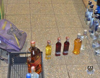 Głuszyca. Włamał się do sklepu, skradziony alkohol pił na miejscu. Miał...