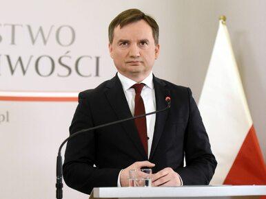 Ziobro o Kaczyńskim: Nie jest możliwe, aby pomijać człowieka, którego...
