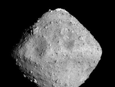 """Japońska sonda dotarła do """"kosmicznego diamentu""""!"""