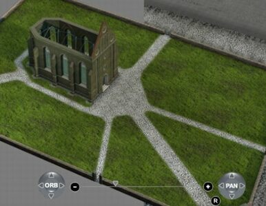 Trójwymiarowa katedra świętych Janów w internecie