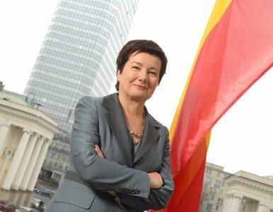 Gronkiewicz-Waltz: wydaliśmy na janosikowe 6,5 mld zł