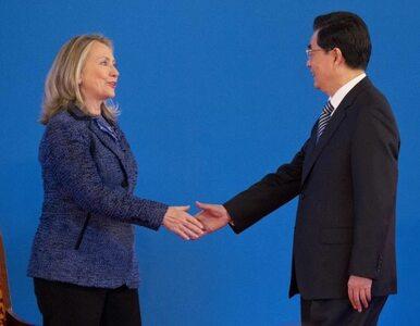 Clinton przypomina Chińczykom o prawach człowieka