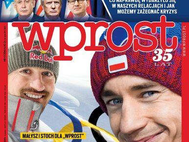 Raport specjalny Polska-Izrael-USA,  Pjongczang 2018 i wywiad z Marcinem...