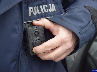 Polscy policjanci otrzymali pierwsze kamery na mundury. Zobacz, jak...