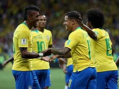 Dzisiaj Brazylia gra z Kostaryką. O której początek spotkania?