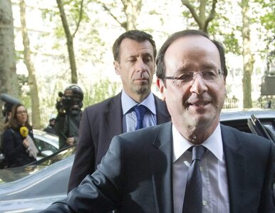 18 milionów Francuzów postawiło na Hollande`a