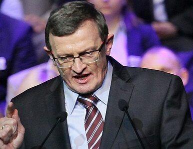 Cymański: to rząd i Donald Tusk są autorami tezy o zamachu w Smoleńsku