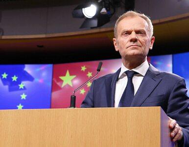 Kaczyński wysłał do liderów partii projekt deklaracji. Tusk skomentował