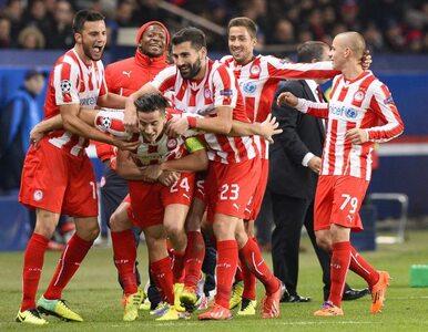 LM: United znowu fatalnie. Olympiakos ograł mistrzów Anglii