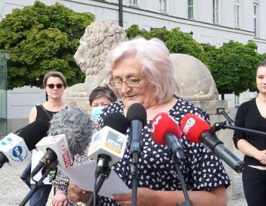"""Helena Biedroń pisze do Andrzeja Dudy. """"Nasze córki i nasi synowie to..."""