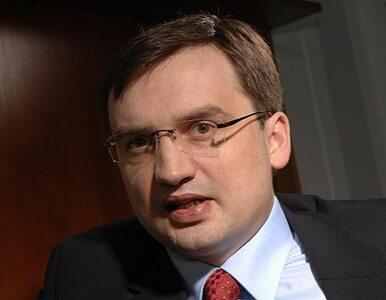 Ziobro: Komorowski zachował się absolutnie niestosowanie